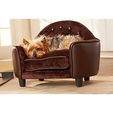 Enchanted Home Pet Headboard Pet Sofa