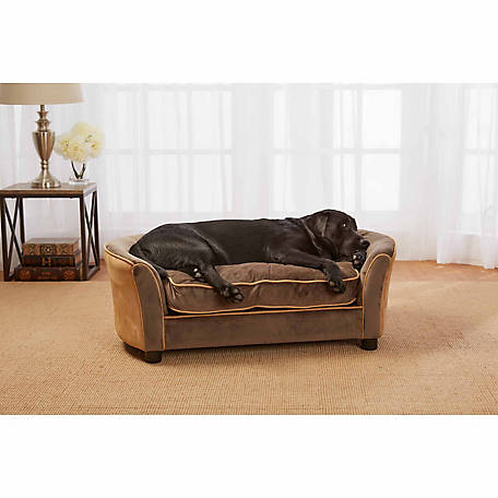 Enchanted Home Pet Ultra-Plush Panache Pet Sofa