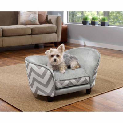 Buy Enchanted Home Pet Ultra Plush Snuggle Chevron Online