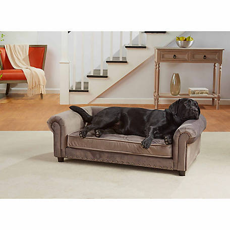 Enchanted Home Pet Manchester Velvet Sofa