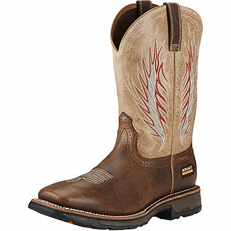 e25aa99408c Ariat Men's Workhog Mesteno II 11 in. Work Boot at Tractor Supply Co.