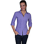 Scully Cantina Collection Women's 100% Peruvian Cotton 3/4 Sleeve Blouse
