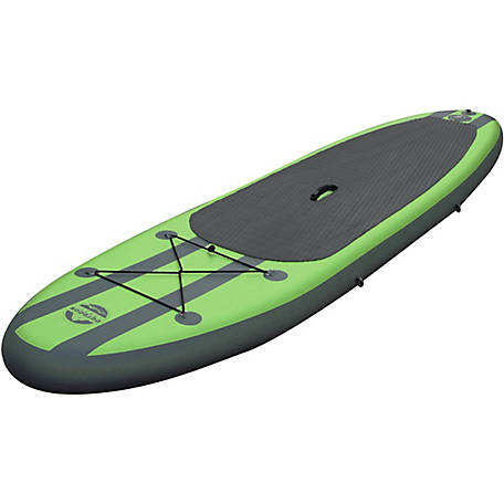 Outdoor Tuff Backpack Inflatable SUP Paddle Board, Sport