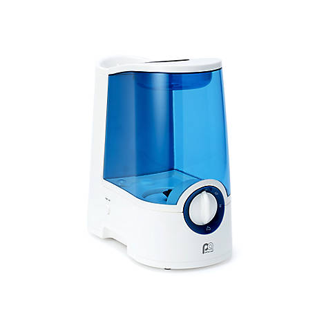Perfect Aire 1.0-Gallon Warm Mist Tabletop Humidifier
