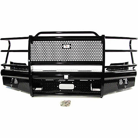 American Built Truck Equipment Ford F250/F350 2011-2016 Heavy-Duty Pipe Front Bumper