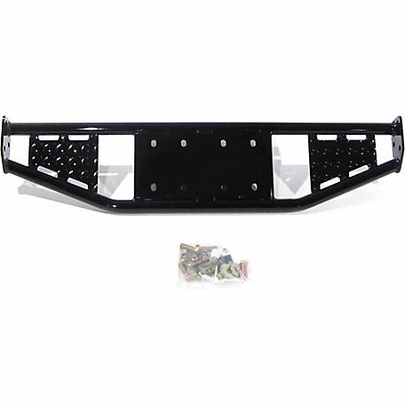 American Built Truck Equipment Winch Plate for Heavy-Duty Pipe Front Bumper