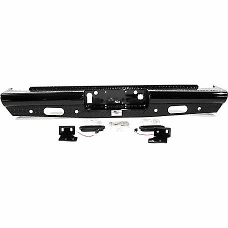 American Built Truck Equipment Chevy 2500/3500 2015-2016 Heavy-Duty Pipe Rear Bumper