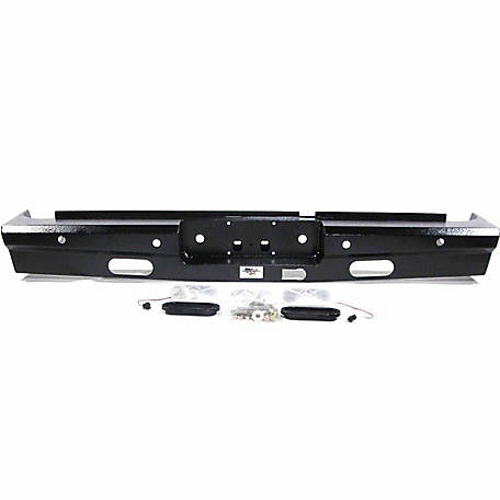 American Built Truck Equipment Dodge 2500/3500 2010-2013 Panther Rear Bumper