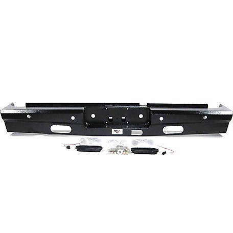 American Built Truck Equipment Dodge 2500/3500 2014-2016 Panther Rear Bumper
