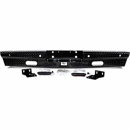 American Built Truck Equipment Ford F250/F350 1999-2016 Cowboy Rear Bumper