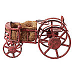 Red Shed Iron Tractor Planter