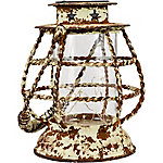 Red Shed Twisted Wire Lantern