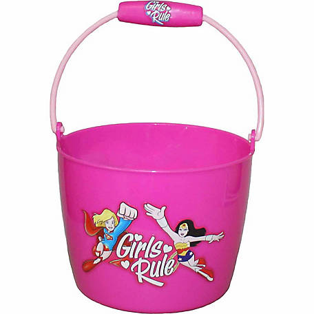 DC Comics Super Friends Rule Bucket, DC8K-K-TR-6
