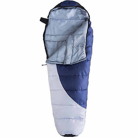 Kamp-Rite Kitimat Mummy Sleeping Bag, 25-Degree