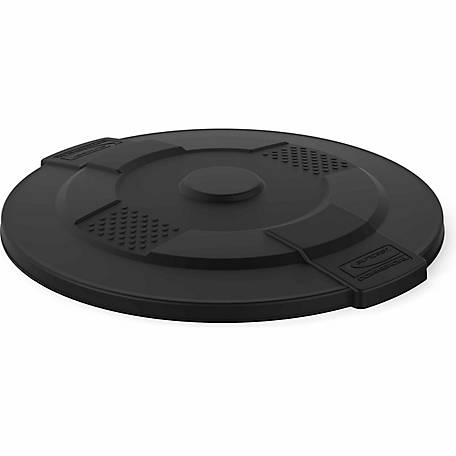 Suncast Commercial 55 Gallon Trash Can Lid