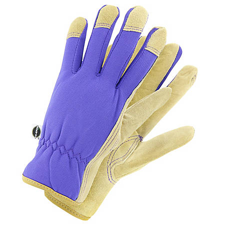 Miracle-Gro Hi-Dex Split Leather Gloves