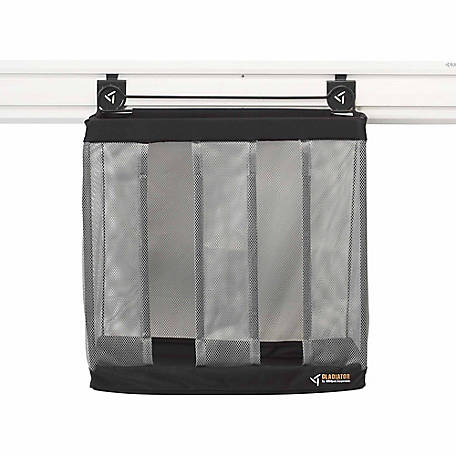 Gladiator 24 in. W Ball Caddy Garage Storage for GearTrack or GearWall