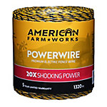 American FarmWorks PowerWire, 1320 ft.