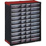 Stack-On 40-Drawer Storage Cabinet