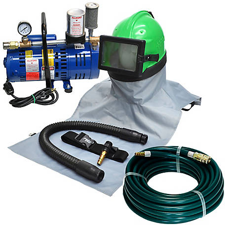 RPB Astro Respirator Low Pressure Package