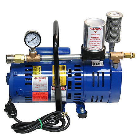 RPB Low Pressure Ambient Air Pump, 3/4 HP