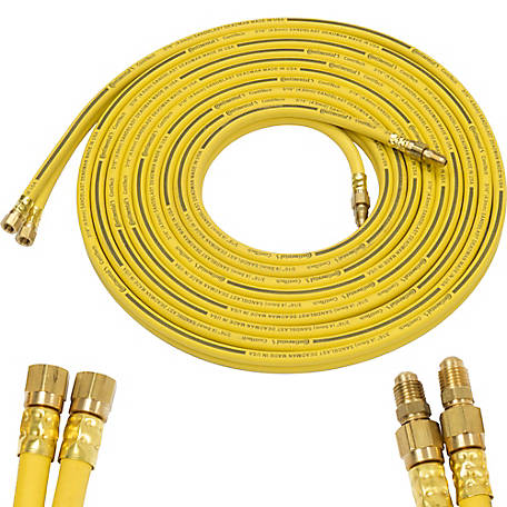 Pirate Brand Twinline Pneumatic Control Hose, 25 ft.