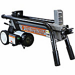 Dirty Hand Tools 5-Ton Electric Horizontal Log Splitter