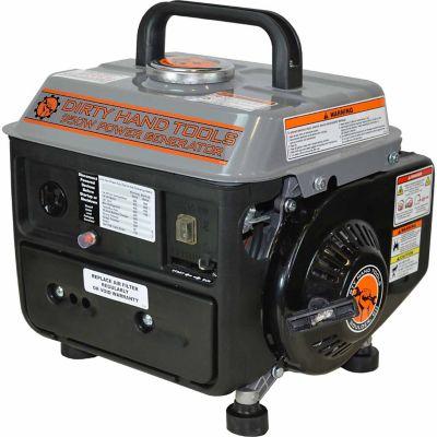 Dirty Hand Tools 800W Peak Gas Powered Inverter Generator