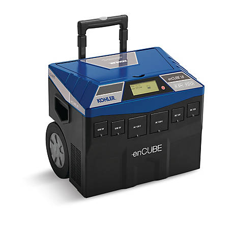Kohler enCUBE Portable Battery Inverter Generator, 1800W