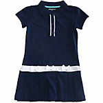 Eddie Bauer Girl's Pleated Polo Dress