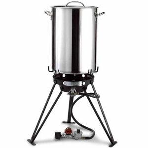 eastman outdoors 30 qt outdoor deep fryer - Outdoor Deep Fryer