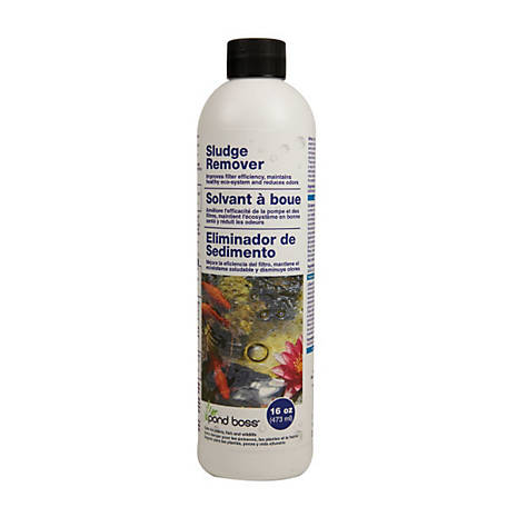 Pond Boss Sludge Remover, 16 oz.