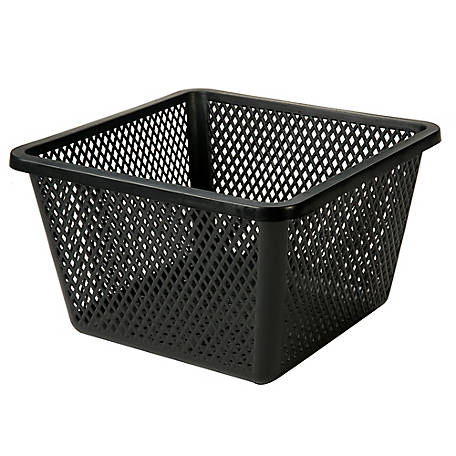 Pond Boss 10 in. Square Plant Basket