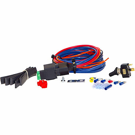 lazer star lights off road wire kit for bar 30 in and over at tractor supply co Wombat Kit Car