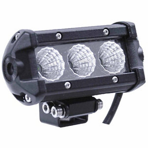 Lazer star lights prerunner led 4 in 3w single row flood light bar lazer star lights prerunner led 4 in 3w single row flood light bar at tractor supply co aloadofball Image collections