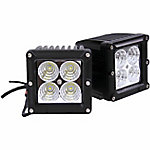 Lazer Star Lights PreRunner LED 4 in. 5W Flood Cube Light