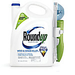 Roundup Weed & Grass Killer III, Sure Shot, Ready To Use Spray, 1.33 gal.