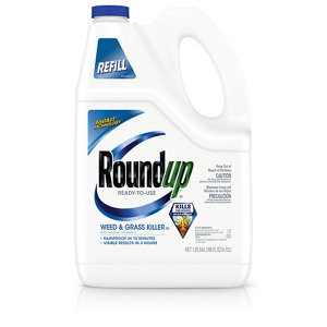 Roundup Weed Grass Killer III Concentrate Refill 125 Gal