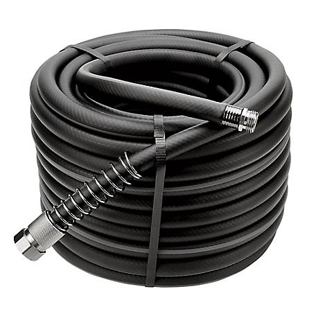 GroundWork CA 100 ft. x 3/4 in. Contractor Hose, XHJ-10034CA