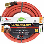 Element ContractorFARM 75 ft. x 3/4 in. Water Hose, CELCF34075
