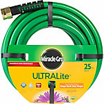Miracle-Gro UltraLITE All-Purpose Garden Hose, 25 ft., CMGUL12025CC