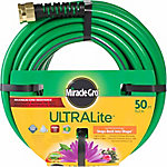 Miracle-Gro UltraLITE All-Purpose Garden Hose, 50 ft., CMGUL12050CC
