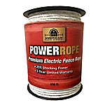 American FarmWorks Electric Fence PowerRope, 656 ft.