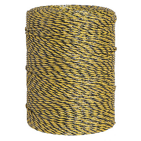American FarmWorks Poly Wire, 1320 ft., PW1320Y6-AFW