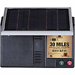 American FarmWorks 30-Mile Solar Powered Low Impedance Charger, ESP30M-AFW