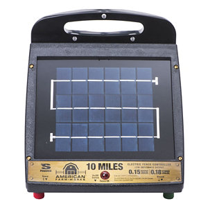 American Farmworks 10 Mile Solar Low Impedance Fence