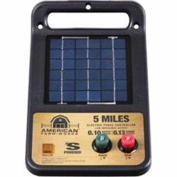 Shop American FarmWorks 5 Mile Solar Low Impedance Charger at Tractor Supply Co.