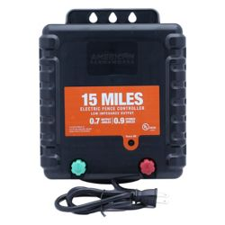 Shop American FarmWorks 15 Mile Solar Fence Energizer at Tractor Supply Co.