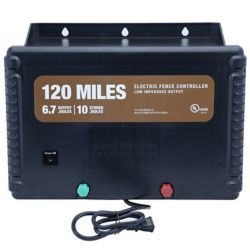 Shop American FarmWorks 120 Mile AC Fence Energizer at Tractor Supply Co.
