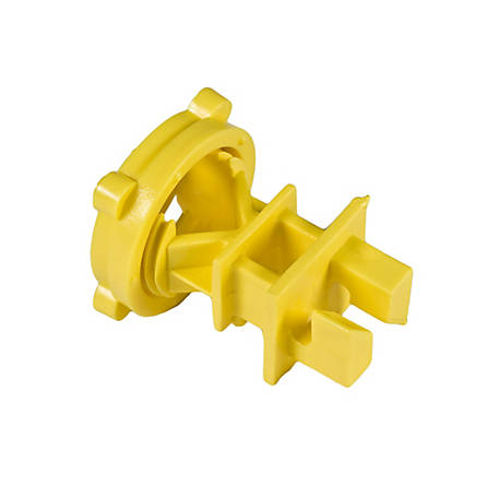 American FarmWorks Yellow Screw-on Insulators